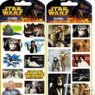 STAR WARS-ORIGINAL CLASSIC TRILOGY STICKERS