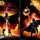 STAR WARS - EPISODE III REVENGE of the SITH 18 X 12 3D VIVID VISION Poster
