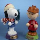 PEANUTS-SNOOPY  MINI 4 INCH NUTCRACKER