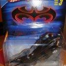 BATMAN 1:50 SCALE BATMAN & ROBIN BATMOBILE  HOT WHEELS