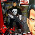 MARVEL SPIDERMAN ORIGINS SIGNATURE SERIES PUNISHER 1st