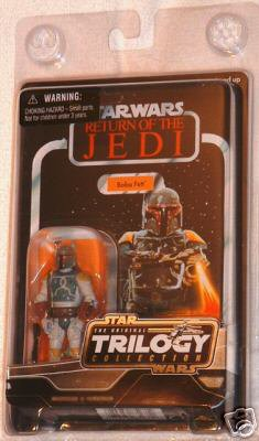 "STAR WARS-OTC  4"" BOBA FETT ACTION FIGURE"
