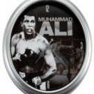 MUHAMMAD ALI LARGE WALL CLOCK