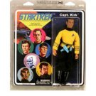 STAR TREK RETRO SERIES 1 CAPTAIN KIRK ACTION FIGURE