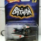 BATMAN 1:50 SCALE 1966 TV SERIES BATCYCLE by HOT WHEELS