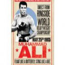 MUHAMMAD ALI LARGE TIN SIGN