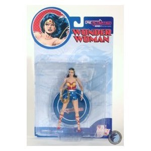 DC Direct Re-Activated Series 1: Wonder Woman Action Figure