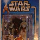 STAR WARS I I - C -3PO (with INSERT) AOTC 4 inch  ACTION FIGURE