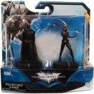 BATMAN-DARK KNIGHT RISES 2 PACK BATMAN VS CATWOMAN mini ACTION FIGURES