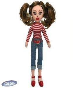 Ty Girlz- Precious Paris WEB INTERACTIVE DOLL by Ty