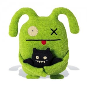 UGLYDOLLS - OX & ICE BAT UGLY BUDDIES PLUSH SET