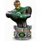 Green Lantern - JUSTICE LEAGUE MINI STATUE  /  PAPERWEIGHT by Monogram