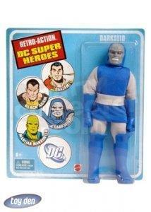 DC SUPERHEROES RETRO DARKSEID ACTION FIGURE