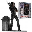 CROW-ERIC DRAVEN 13 INCH LARGE BOXED MODEL KIT FIGURE