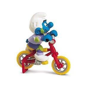SMURFS -  Smurf On Bike by SCHLEICH