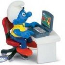 SMURFS - LAPTOP SUPER SMURF FIGURE by SCHLEICH
