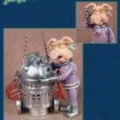 "MUPPETS - SERIES FOUR DR. STRANGEPORK  6"" ACTION FIGURE"