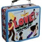 "BEATLES ""All You Need is Love"" LARGE TIN TOTE by Vander"