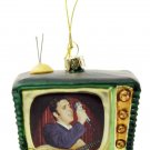 ELVIS PRESLEY HEARTBREAK HOTEL TV ORNAMENT