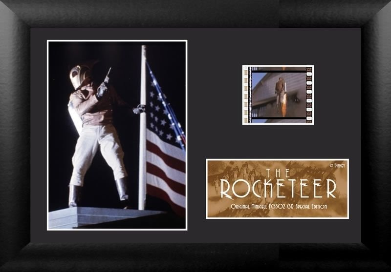 ROCKETEER SERIES 1 MINI FILM CELL