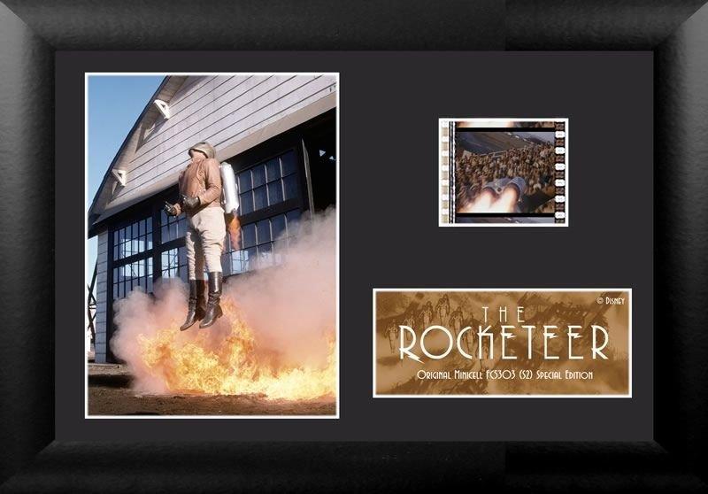 ROCKETEER SERIES 2 MINI FILM CELL