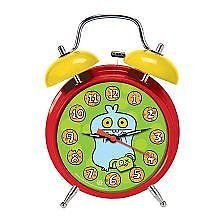 Uglydoll BATTERY OPERATED alarm CLOCK by Schylling