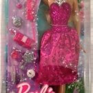 Barbie Modern Princess PINK DRESS Barbie Doll
