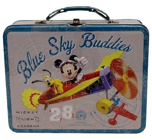 Mickey Mouse Large Carry All by Tin Box Co.