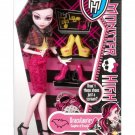 Monster High Draculaura Doll & Shoe Collection DOLL