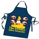 BEATLES YELLOW SUBMARINE COOKING APRON