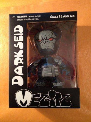 "Darkseid Mezitz Series 2 DC Universe 6"" DESIGNER VINYL TOY by Mezco Toyz"