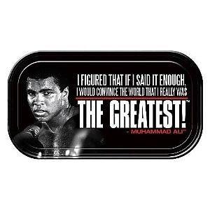 Muhammad Ali The Greatest Magnetic Mini Tin Sign