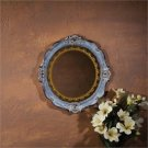VINTAGE LOOK FRENCH TABLE WALL MIRROR