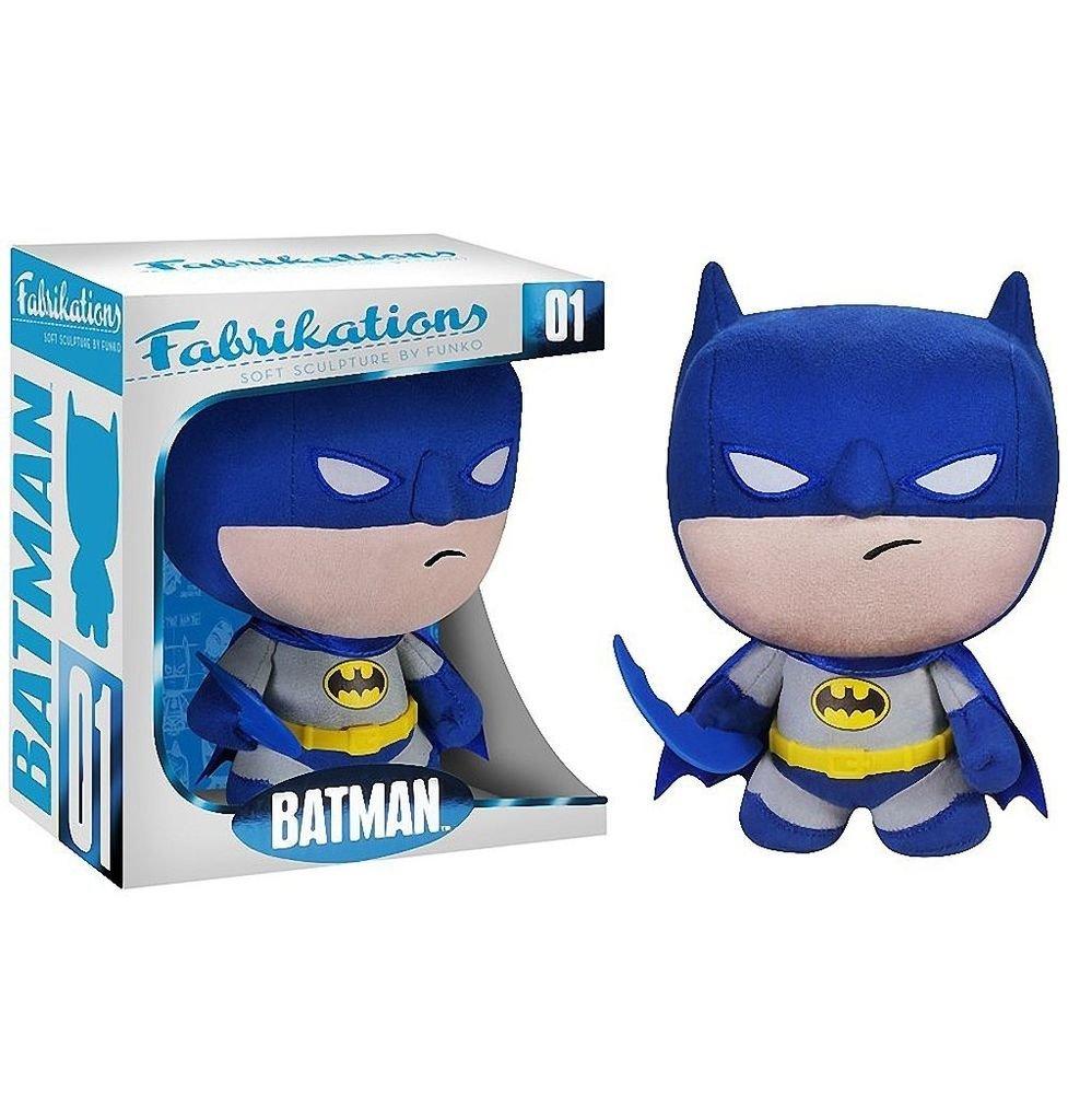 FABRIKATIONS DC UNIVERSE BATMAN PLUSH FIGURE