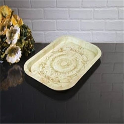 VINTAGE LOOK FRENCH FOOD SAFE TRAY
