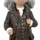 BENJAMIN FRANKLIN HISTORIC BOBBLEHEAD