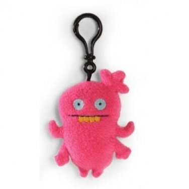 UGLYDOLL GORGEOUS 4 INCH PLUSH CLIP-ON