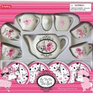LA TEA DA 15 PIECE PORCELAIN TEA SET