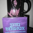Jimi Hendrix 12 Ounce Purple Haze Ceramic Mug
