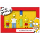 SIMPSONS FAMILY MINI BENDABLES BOXED SET