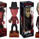 Freddy Krueger & Jason Voorhees Set of 2 Bobble Heads