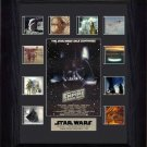 Star Wars- Empire Strikes Back Limited Edition Mini Montage Film Cell