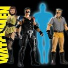 Watchmen - Series 2 Set of 4 Action Figures