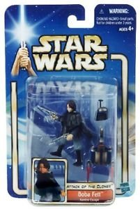 Star Wars - Attack of the Clones Boba Fett Action Figure