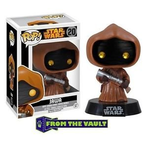 Star Wars - JAWA from the vault POP Vinyl Figure