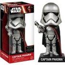 Star Wars 7 Force Awakens- Captain Phasma Wacky Wobbler Bobble Head