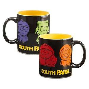South Park 12 oz. Ceramic Mug in Gift Box