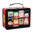 South Park Large Multicolor Tin Tote Lunchbox
