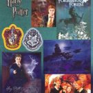 Harry Potter 8 Piece Magnet Set