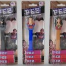 PEZ - Batman V Superman: Dawn of Justice SM, BM, WW on Cards 3 rolls of Candy